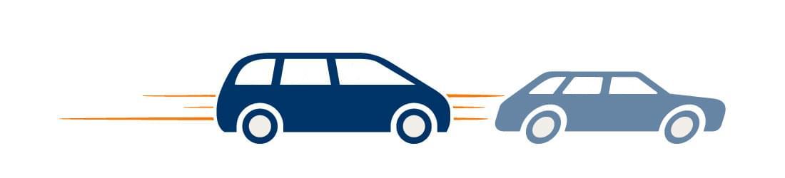 PS-Leistung muss zum Fahrzeug-Gewicht passen