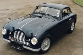 Aston Martin DB2 von vorn