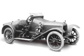 Aston Martin Prototyp Coal Scuttle von 1914
