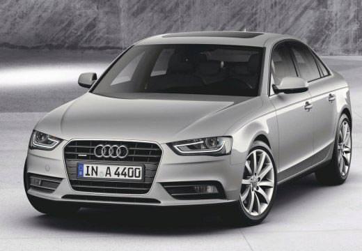 Audi A4 silber
