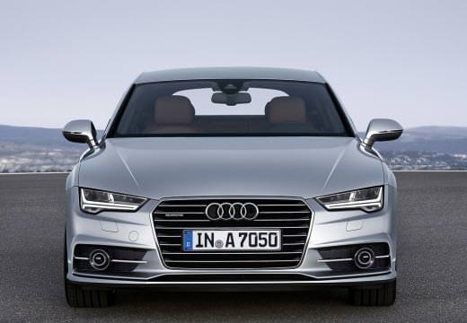 Audi A7 Frontlichter