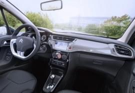Citroën C3 von innen