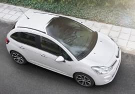 Citroën C3 von oben
