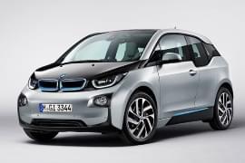 BMW i3 von vorn
