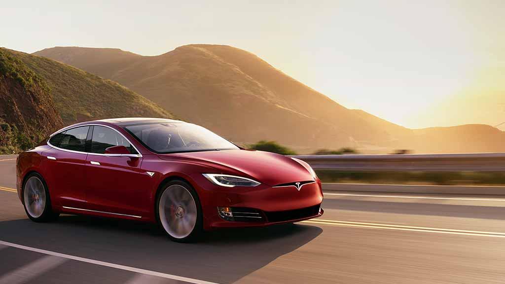 elektrische auto s