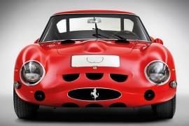 Ferrari 250 GTO vorn