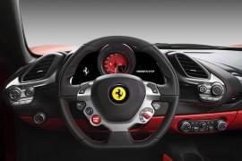 Ferrari 488 Lenkrad