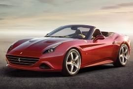 Ferrari California T von vorn