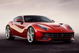 Ferrari F12 Berlinetta von vorn