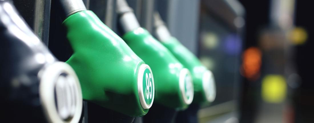 Autos nach Kraftstoff