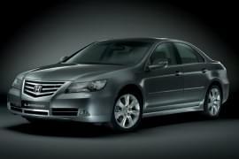Honda Legend von vorn