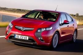 Opel Ampera von vorn