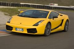 Lamborghini Gallardo Superleggere von vorn