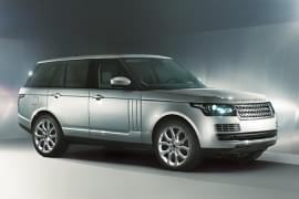 Range Rover Seitenansicht