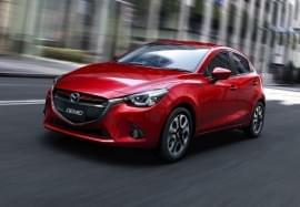 Mazda 2 Vorderansicht
