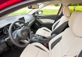 Mazda 3 Innenansicht