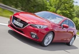 Mazda 3 Vorderansicht