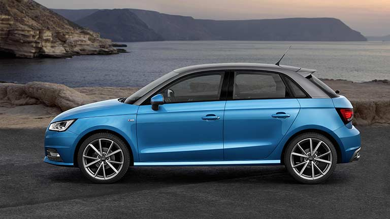 audi a1 sportback infos preise alternativen autoscout24. Black Bedroom Furniture Sets. Home Design Ideas