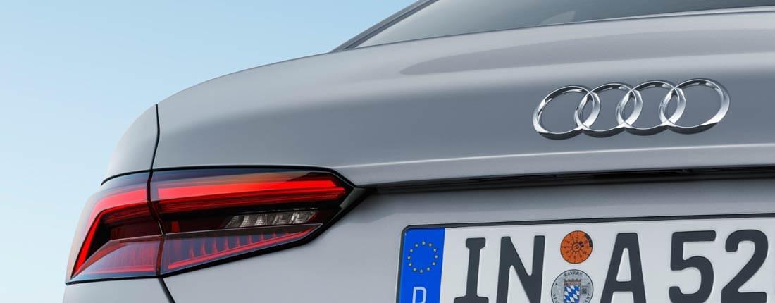 Audi gruen