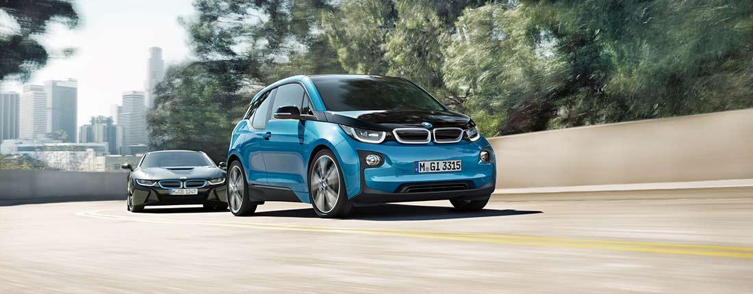 BMW i-Reihe