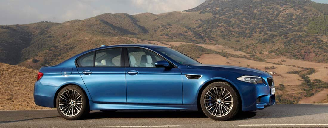 Bmw M5 Infos Preise Alternativen Autoscout24