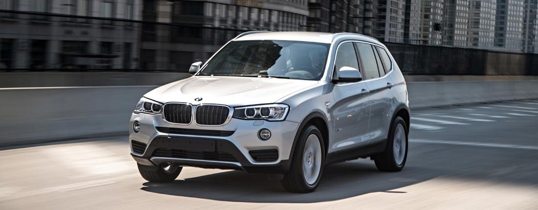 bmw x3 infos preise alternativen autoscout24. Black Bedroom Furniture Sets. Home Design Ideas