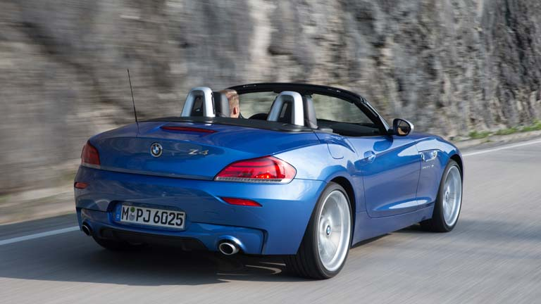 bmw z4 infos preise alternativen autoscout24. Black Bedroom Furniture Sets. Home Design Ideas