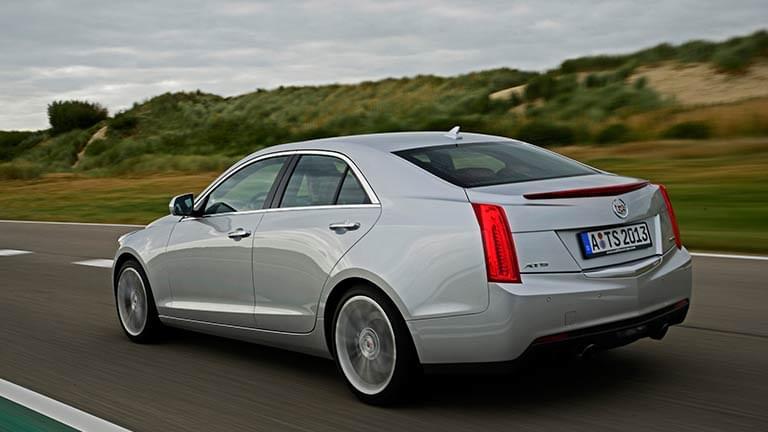 2013 Cadillac Ats 2 0 L Turbo >> Cadillac ATS gebraucht kaufen bei AutoScout24