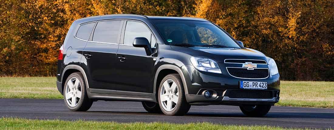 Chevrolet Orlando Gebraucht Kaufen Bei Autoscout24
