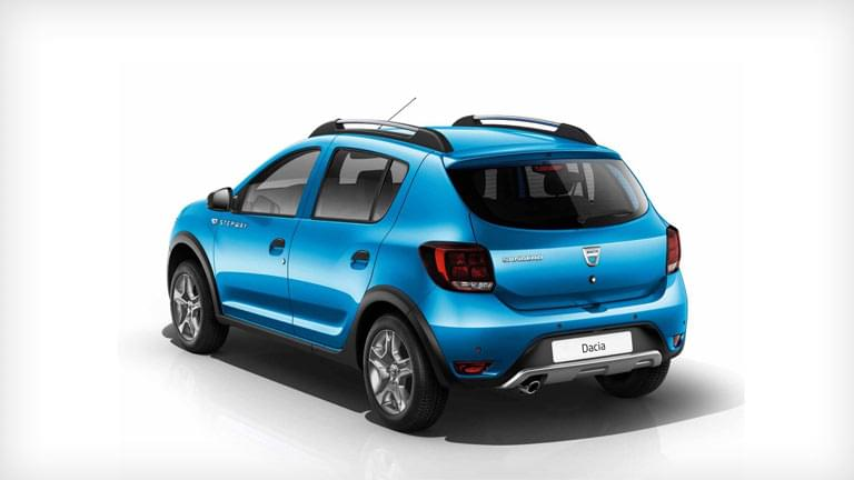 dacia sandero stepway infos preise alternativen. Black Bedroom Furniture Sets. Home Design Ideas