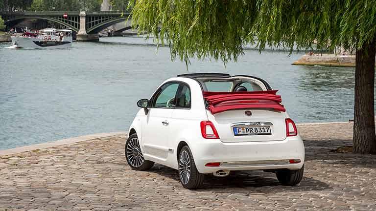Informationen Zu Fiat 500 Cabrio