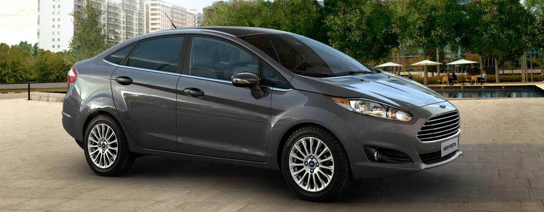 Ford Fiesta Limousine