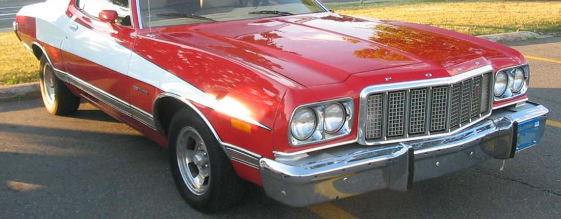 Ford Gran Torino - Infos, Preise, Alternativen - AutoScout24