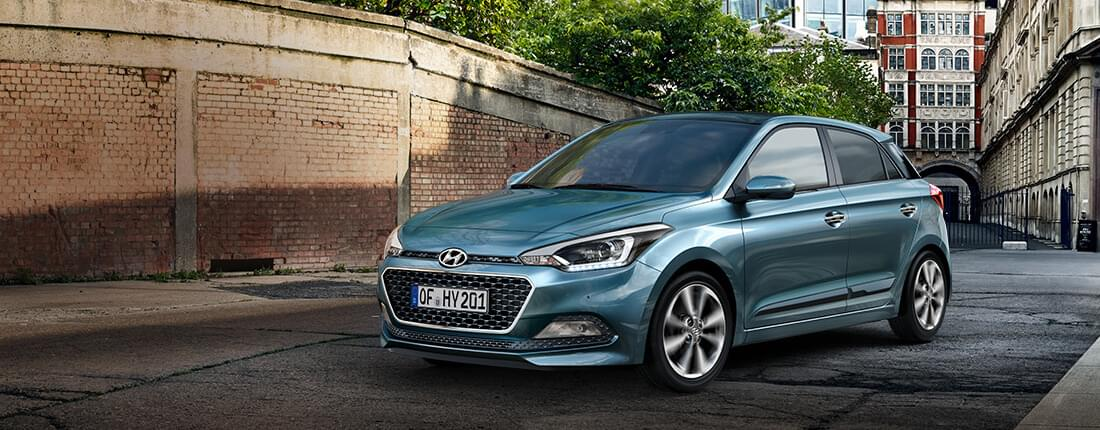 Hyundai i20 infos preise alternativen autoscout24 for Mobel inserieren