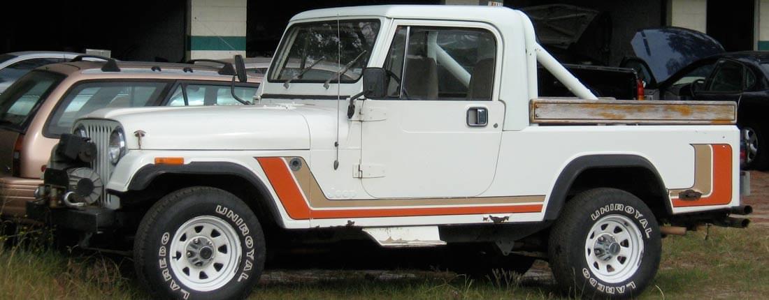 Jeep CJ-8