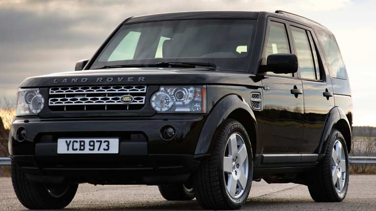 land rover discovery 4 gebraucht kaufen bei autoscout24. Black Bedroom Furniture Sets. Home Design Ideas