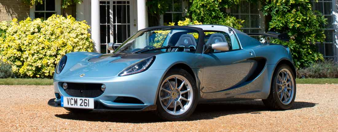 lotus elise cabrio auf finden. Black Bedroom Furniture Sets. Home Design Ideas