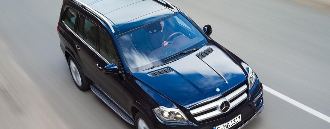 Mercedes-Benz GL-Klasse