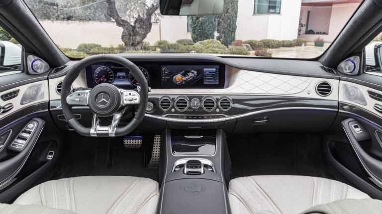 Mercedes Benz S 63 Amg Gebraucht Kaufen Bei Autoscout24