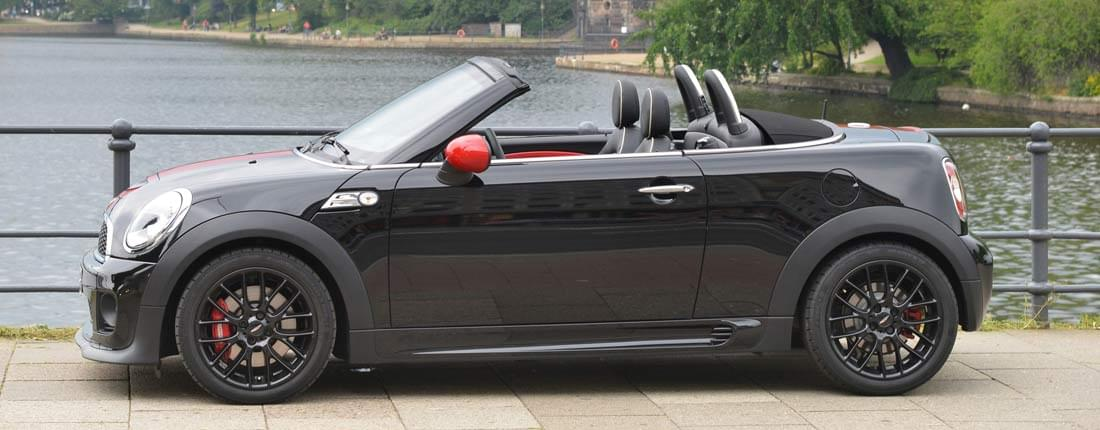 Mini Cooper Roadster Cabrio Auf Autoscout24de Finden