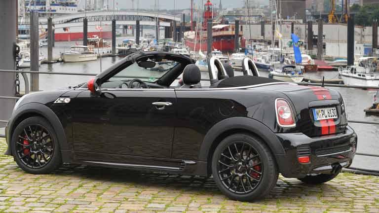mini cooper roadster gebraucht kaufen bei autoscout24. Black Bedroom Furniture Sets. Home Design Ideas