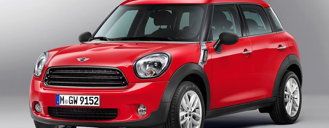 Mini Countryman Infos Preise Alternativen Autoscout24