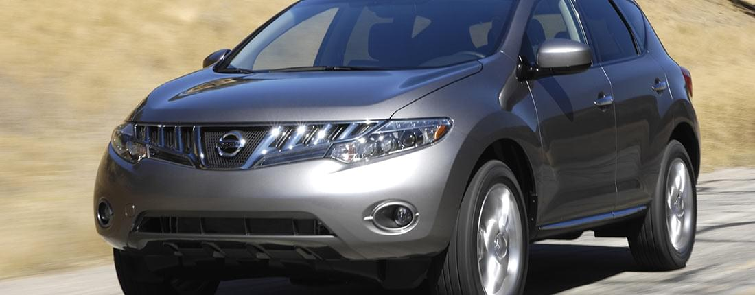 nissan murano diesel bei autoscout24. Black Bedroom Furniture Sets. Home Design Ideas