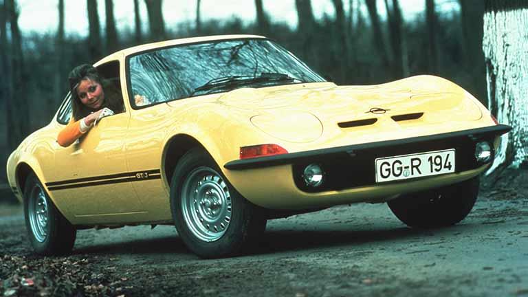 Opel Gt Infos Preise Alternativen Autoscout24