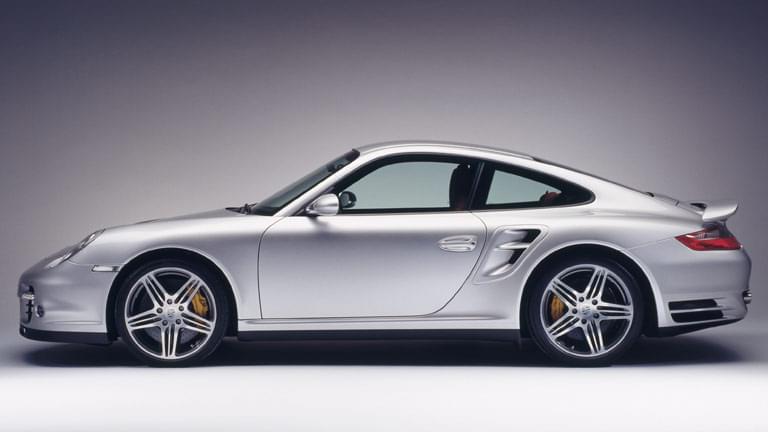 Porsche 4s turbo