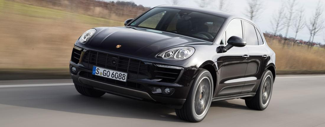 porsche macan vorf hrwagen kaufen. Black Bedroom Furniture Sets. Home Design Ideas