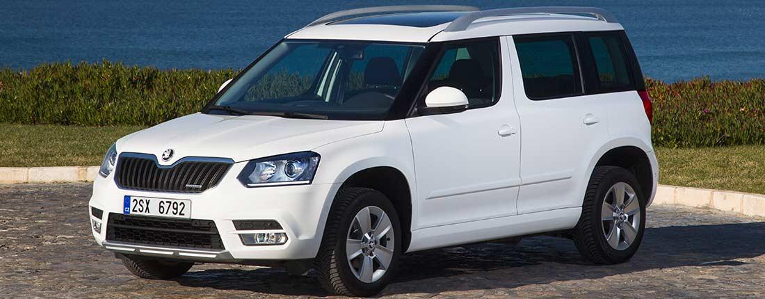 Skoda Yeti Greenline gebraucht kaufen bei AutoScout24