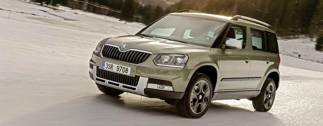 skoda yeti jahreswagen kaufen. Black Bedroom Furniture Sets. Home Design Ideas
