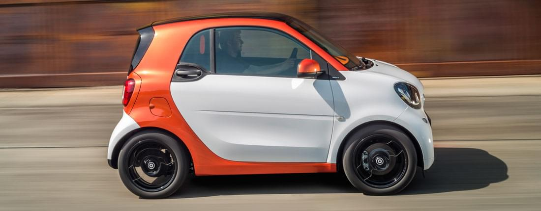 smart cabrio jahreswagen