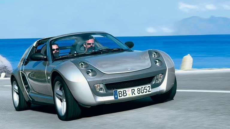 smart roadster gebraucht kaufen bei autoscout24. Black Bedroom Furniture Sets. Home Design Ideas
